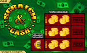 Scratch & Cash win 1000 euro